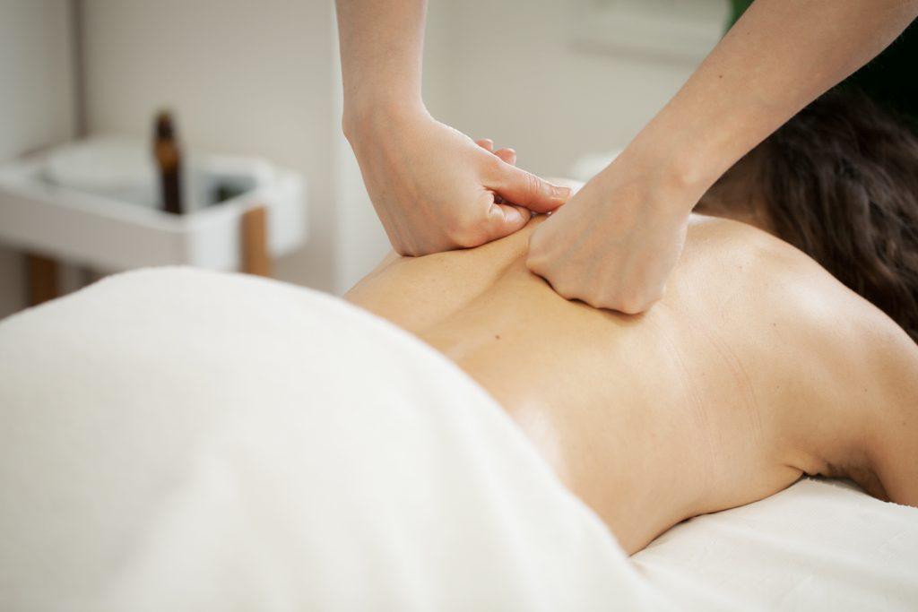 Manuelle Therapien Klassische Massage